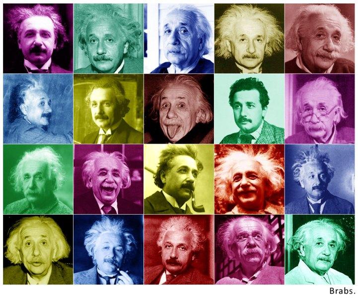 Albert Einstein -Cliccami!