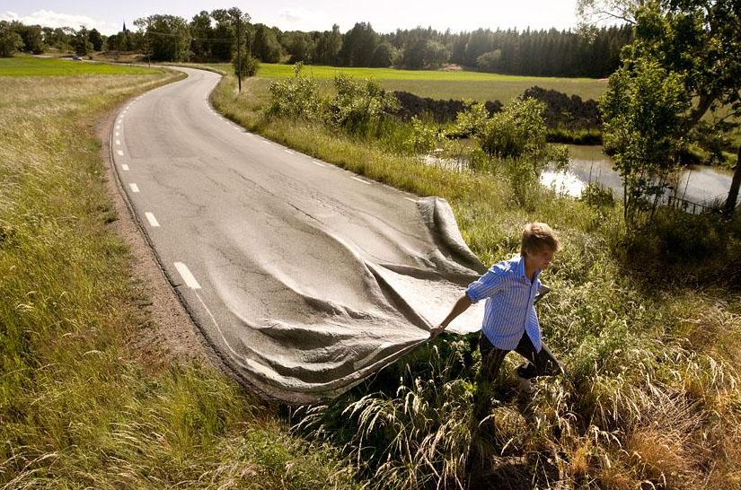Erik Johansson - Go your own road