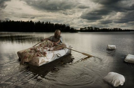 Erik Johansson - Wet dreams on open water