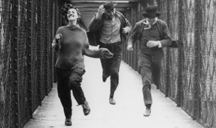 Jules and Jim, 1962, François Truffaut