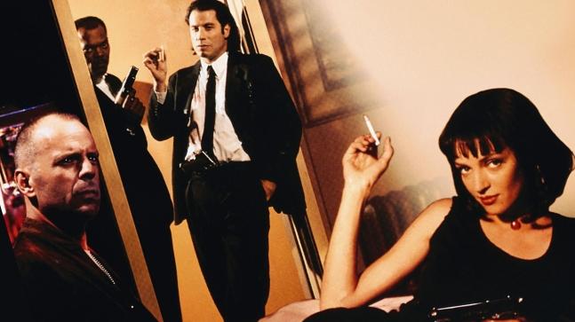Tarantino - Pulp Fiction