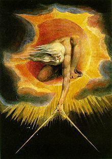 William Blake - Ancient of Days