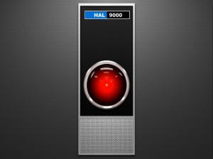 2001 odissea nello spazio - HAL 9000