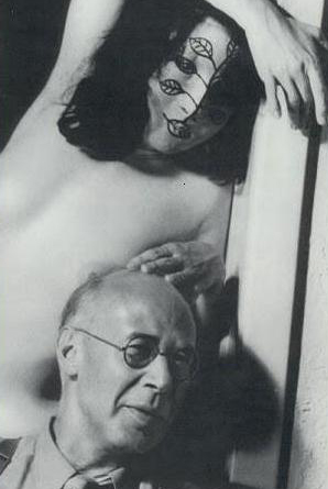 Anaïs Nin con Henry Miller