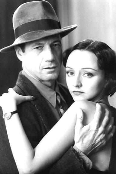 Henry Miller & Anais Nin (from the film, Henry & June)