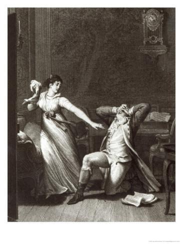 Johann Wolfgang Goethe - Idolori del giovane Werter