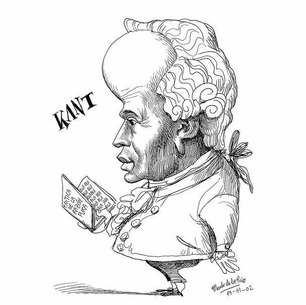 Kant by Morales de los Ríos