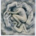 Khalil Gibran – Sketch for Jesus the Son of Man