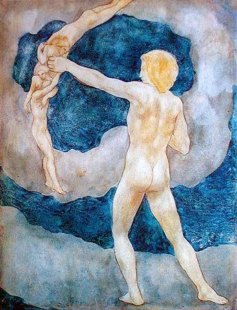 Khalil Gibran - The Archer