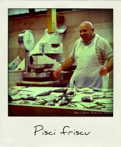 Mercato San Benedetto - Pisci friscu