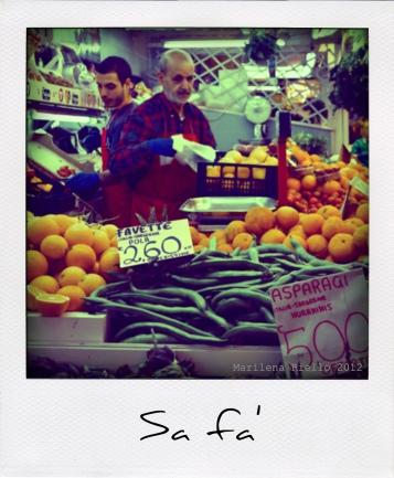 Mercato San Benedetto - Sa fa'