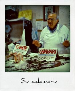 Mercato San Benedetto - Su calamaru