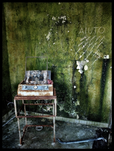 Stefano Ferrigno - L'abbandono