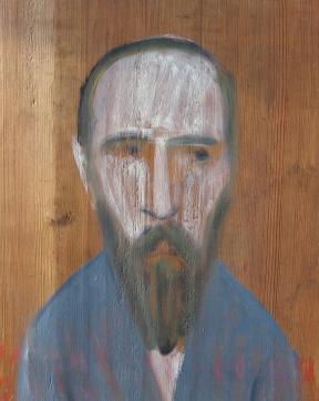 Fedor Dostoevskij by IRINA ZATULOVSKAYA
