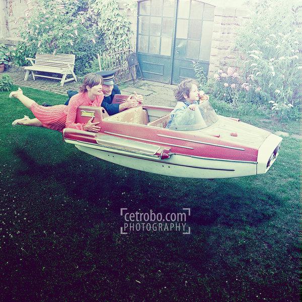 Cetrobo - Family levitate
