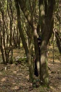 Alla ricerca dell'epicentro nuragico - Muncadora la Ninja