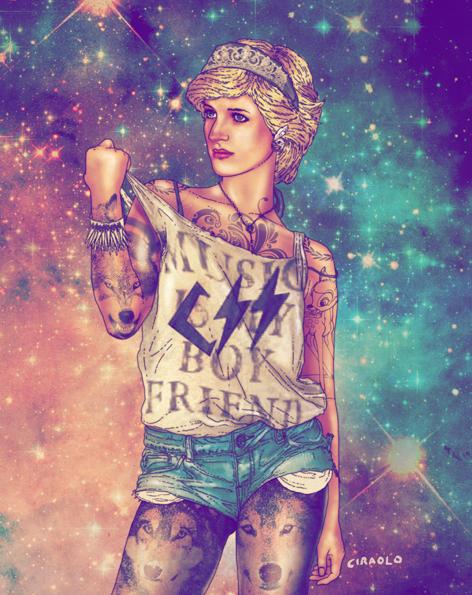 Fab Ciraolo - Lady D