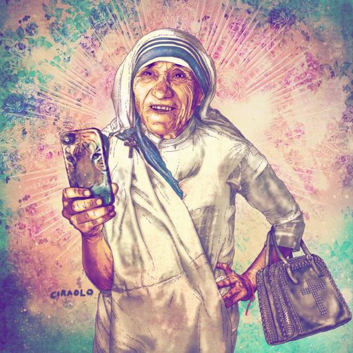 Fab Ciraolo - Teresa de Calcuta