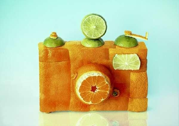 Food Art - Dan Cretu