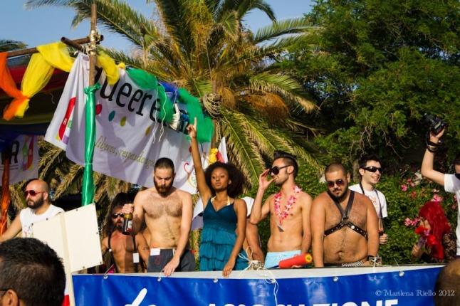 Gay Pride Cagliari 2012