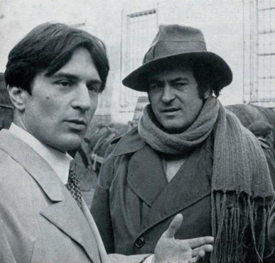 Novecento - Bertolucci e De Niro sul set