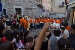 Time in Jazz 2012 - Berchidda - Funky Jazz Orchestra