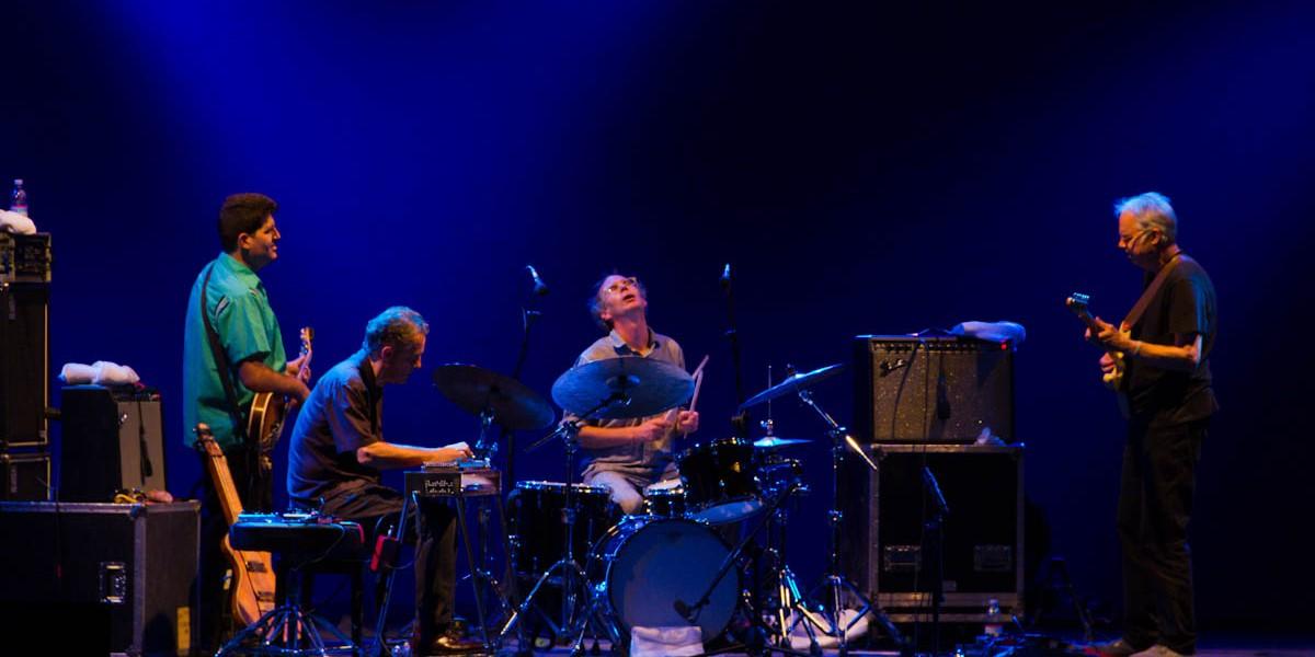 Time in Jazz 2012 - Berchidda - Bill Frisell