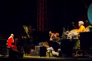 Berchidda Time in Jazz 2012 - Paolo Fresu, Omar Sosa & Trilok Gurtu