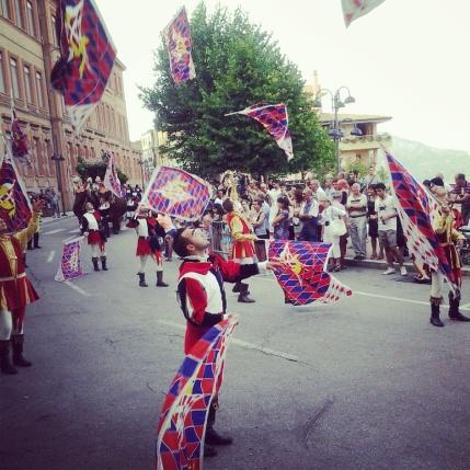 Jerzu - Sagra del vino 2012