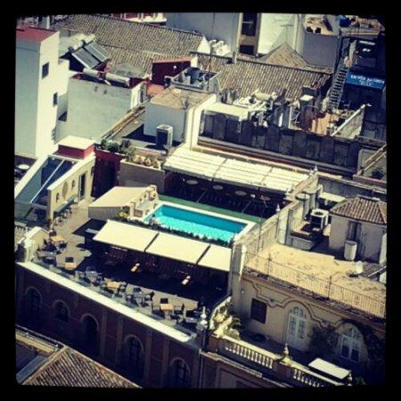 View from Giralda