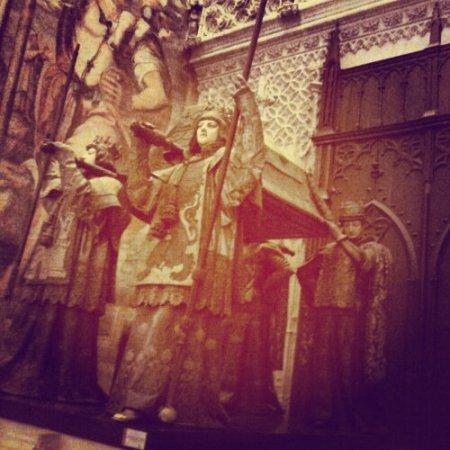 Il sepolcro di Cristoforo Colombo