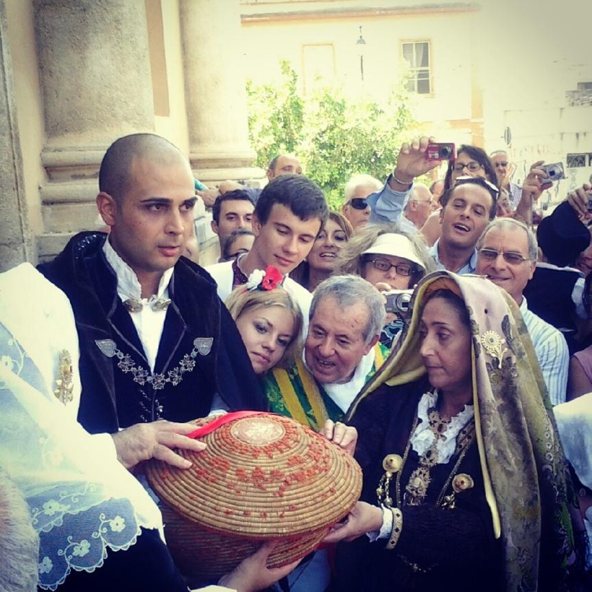 Selargius - Matrimonio Selargino 2012 - Lo sposo