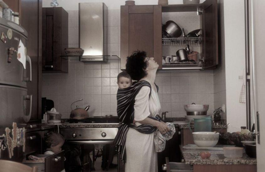 Gisella Congia - Maternità - Basta