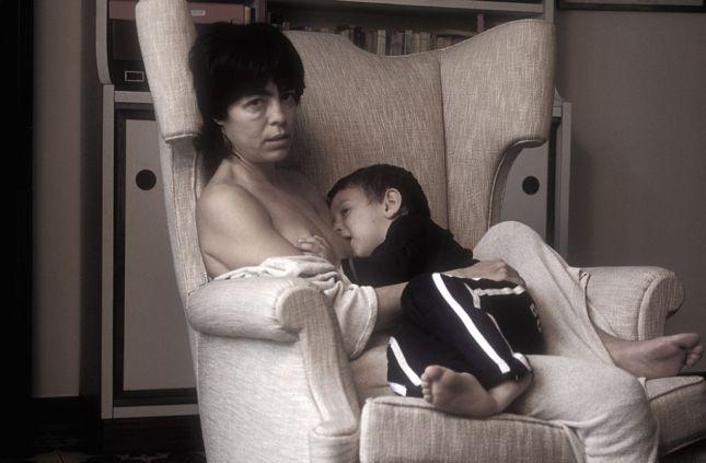 Gisella Congia - Maternità - Risucchiata