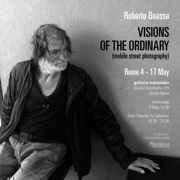 Roberto Boassa - Visions of the ordinary
