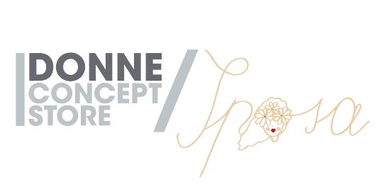"""La Fille Bertha - logo illustrato """"Sposa"""" realizzato per Donne Concept Store / Sposa"""