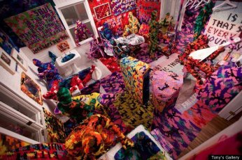 Olek Crochet