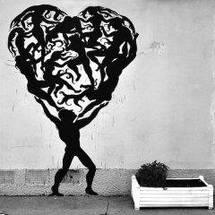 Sam3 street art