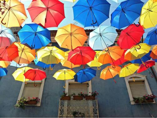 Sky Project Umbrella