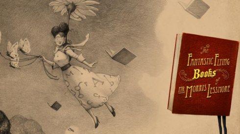 The Fantastic Flying Books of Mr. Morris Lessmore