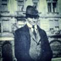 Franz Kafka in una vecchia foto