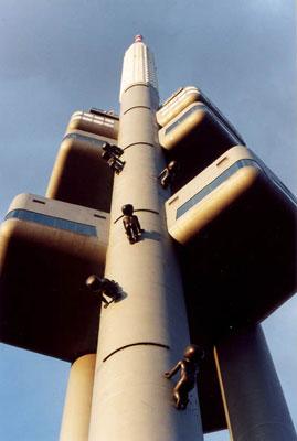 David Cerny - Tower Babies