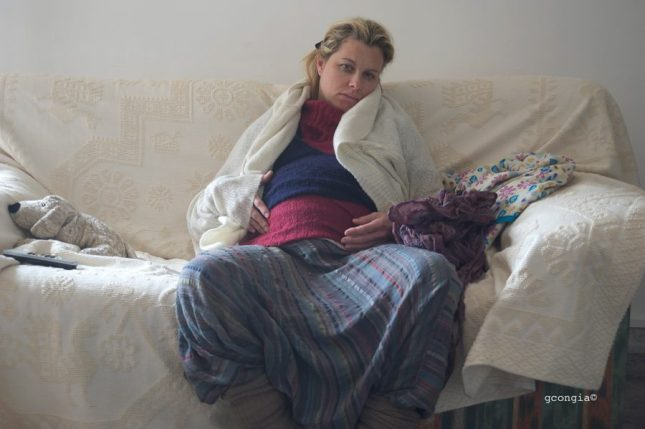 Gisella Congia - Chiaroscuri nella maternità