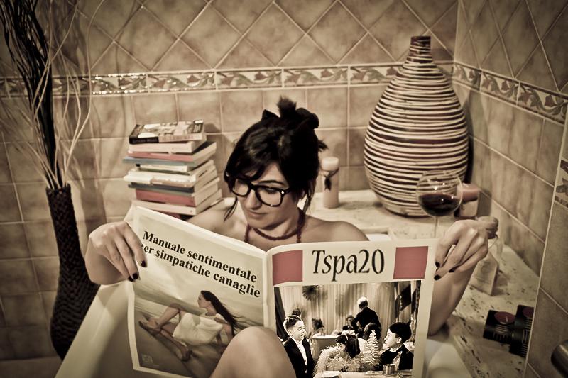 Manuale sentimentale per simpatiche canaglie - Foto di Marilena Riello