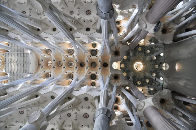 Sagrada Familia - Interno