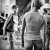 Photo by Sandro Esposito - Shopping zone