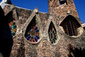Colonia Güell - Cripta