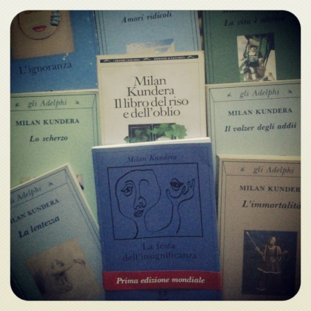 Milan Kundera - La festa dell'insignificanza