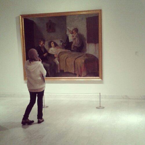 Picasso - Cència i caritat
