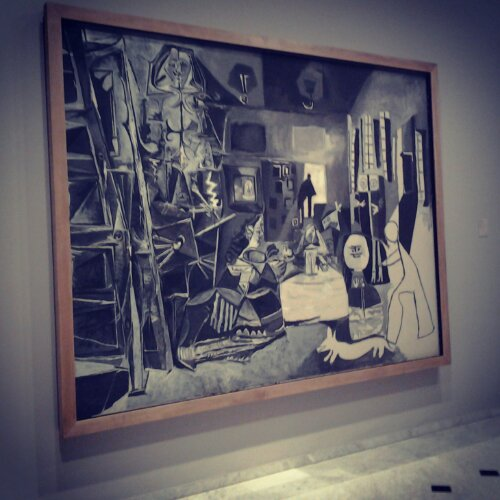 Picasso - Las Mesinas